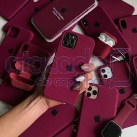 atacado-capa-para-celular-silicone-case-veludo-iphone-12-6-1-marsala-10