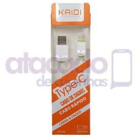atacado-cabo-de-dados-kaidi-usb-type-c-1m-na-caixa-10