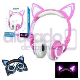 atacado-fone-headphone-orelha-de-gatinho-com-led-exbom-hf-c22-10