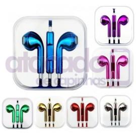 atacado-fone-p2-earpods-colorido-metalizado-para-iphone-na-caixa-acrilica-10