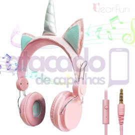 atacado-fone-ouvido-headphone-c-fio-rosa-unicornio-ah-808-10