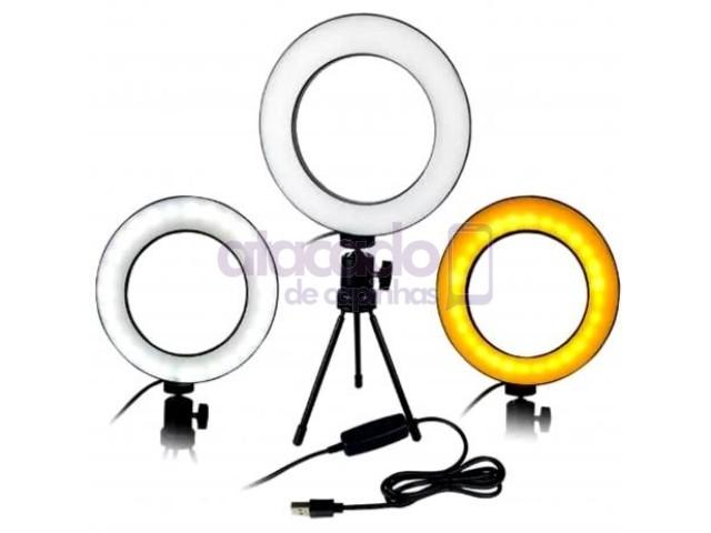 atacado-kit-ring-light-com-tripe-iluminador-led-6-polegadas-youtuber-selfie-make-01